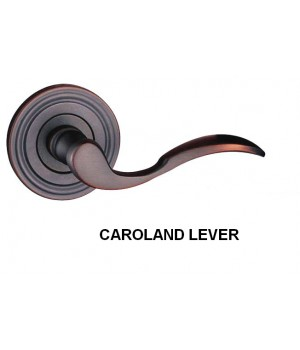Double Hill Caroland Door Lever [DL82-CAR/D]
